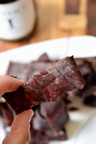 Red Wine & Fish Sauce Jerky | Jerkyholic.com
