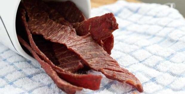 chinese beef jerky - photo #6