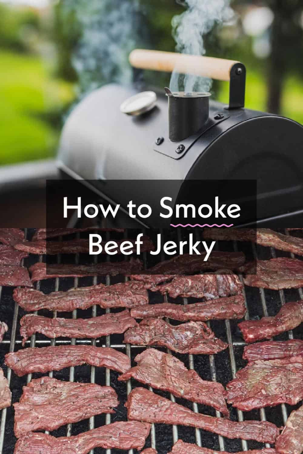 How to Make Beef Jerky in a Smoker