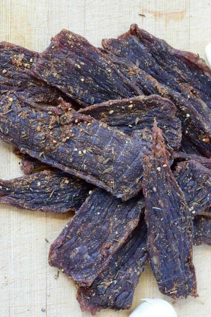 Jamaican Jerk Beef Jerky - A little taste of the Islands | Jerkyholic.com