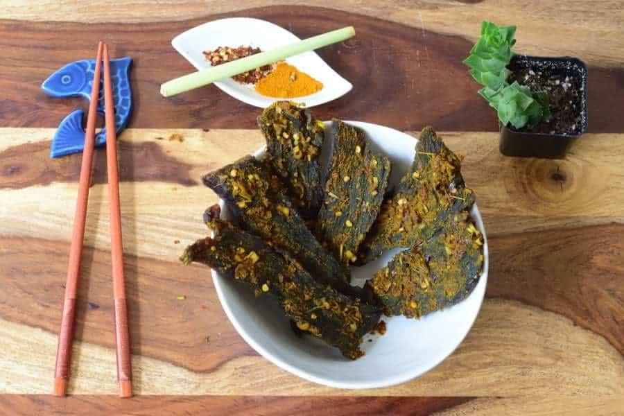 Vietnamese Beef Jerky | Jerkyholic