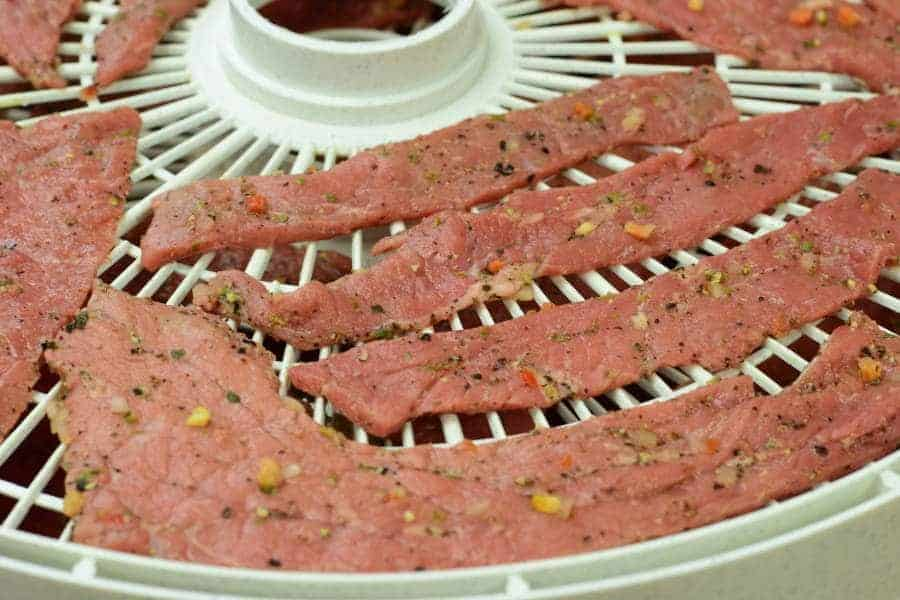 Sliced Beef Top Round