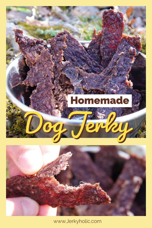 Homemade Dog Jerky