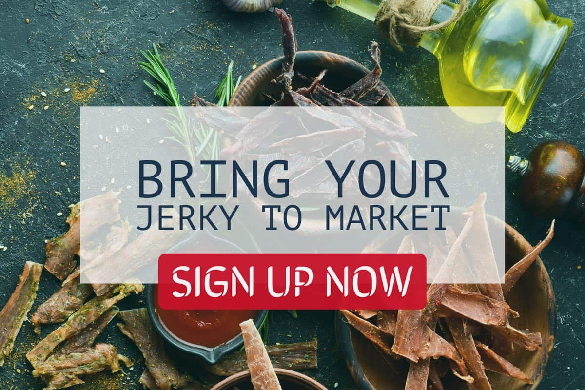 sign up button for jerky course