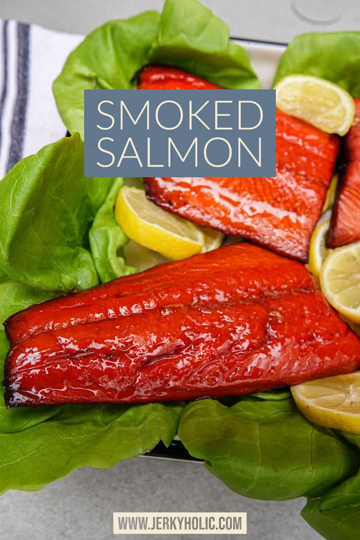 Traeger Smoked Salmon (Dr. Pepper Brine)